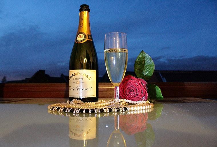Le bon champagne avec un excellent rapport qualité et prix