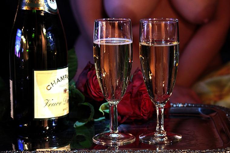 Maison champagne veuve
