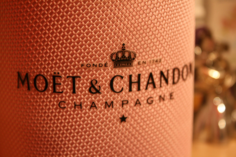 Maison de champagne Moet chandon