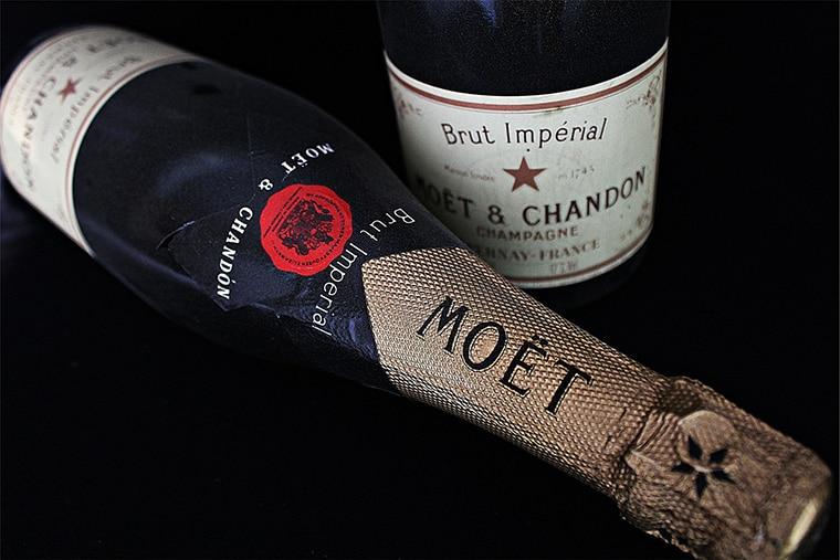 Le meilleur champagne du monde