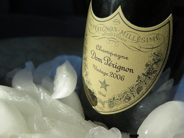 Le meilleur champagne avec des notes fruitées