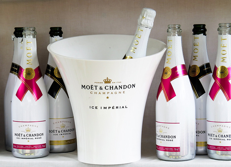 La meilleure marque de champagne