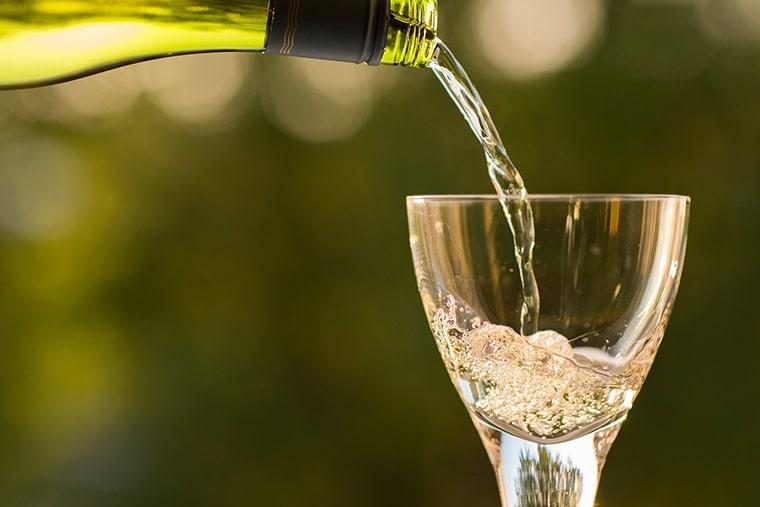 Le prix d'un champagne