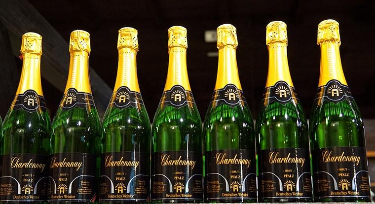 Cave personnelle de champagne